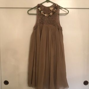 Dress from Anthropology by Moulinette Soueres